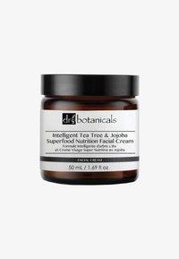Dr Botanicals - INTELLIGENT TEA TREE AND JOJOBA SUPERFOOD NUTRITION CREAM 50ML - Dagcrème - - - 0