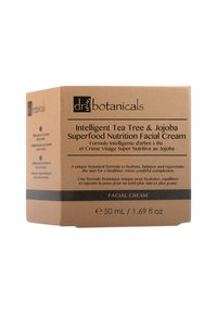 Dr Botanicals - INTELLIGENT TEA TREE AND JOJOBA SUPERFOOD NUTRITION CREAM 50ML - Dagcrème - - - 1