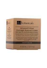 Dr Botanicals - ADVANCED 8-HOUR OVERNIGHTRENEWAL CREAM 30ML - Nachtverzorging - - - 1