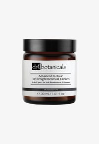 Dr Botanicals - ADVANCED 8-HOUR OVERNIGHTRENEWAL CREAM 30ML - Nachtverzorging - - - 0