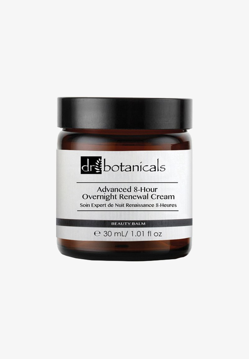 Dr Botanicals - ADVANCED 8-HOUR OVERNIGHTRENEWAL CREAM 30ML - Night care - -