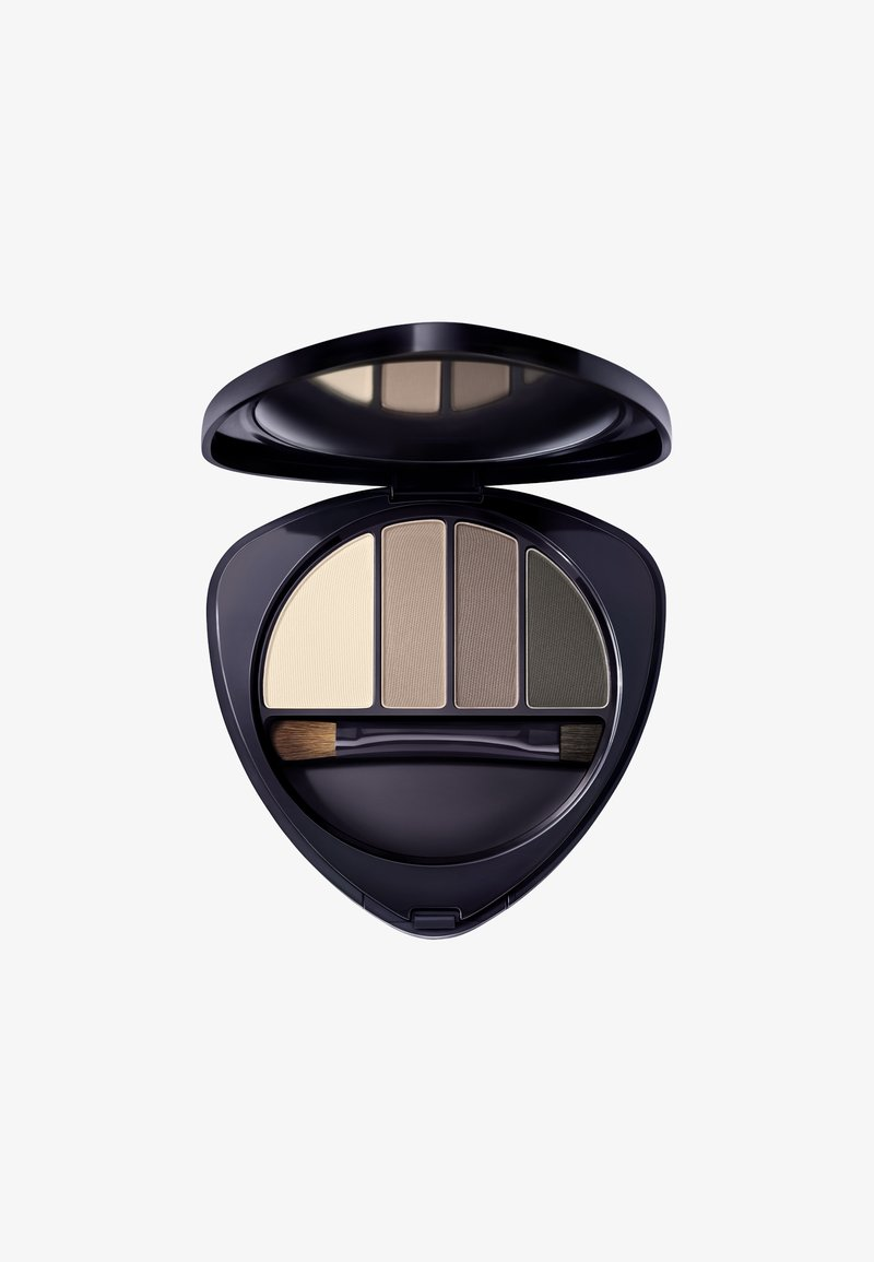 Dr. Hauschka - EYE AND BROW PALETTE - Eyeshadow palette - stone