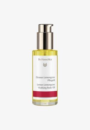 LEMON LEMONGRASS VITALISING BODY OIL - Body oil - -