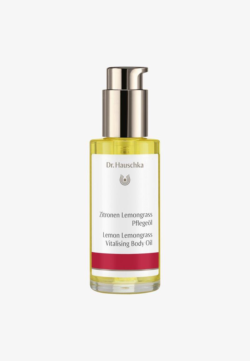 Dr. Hauschka - LEMON LEMONGRASS VITALISING BODY OIL - Body oil - -