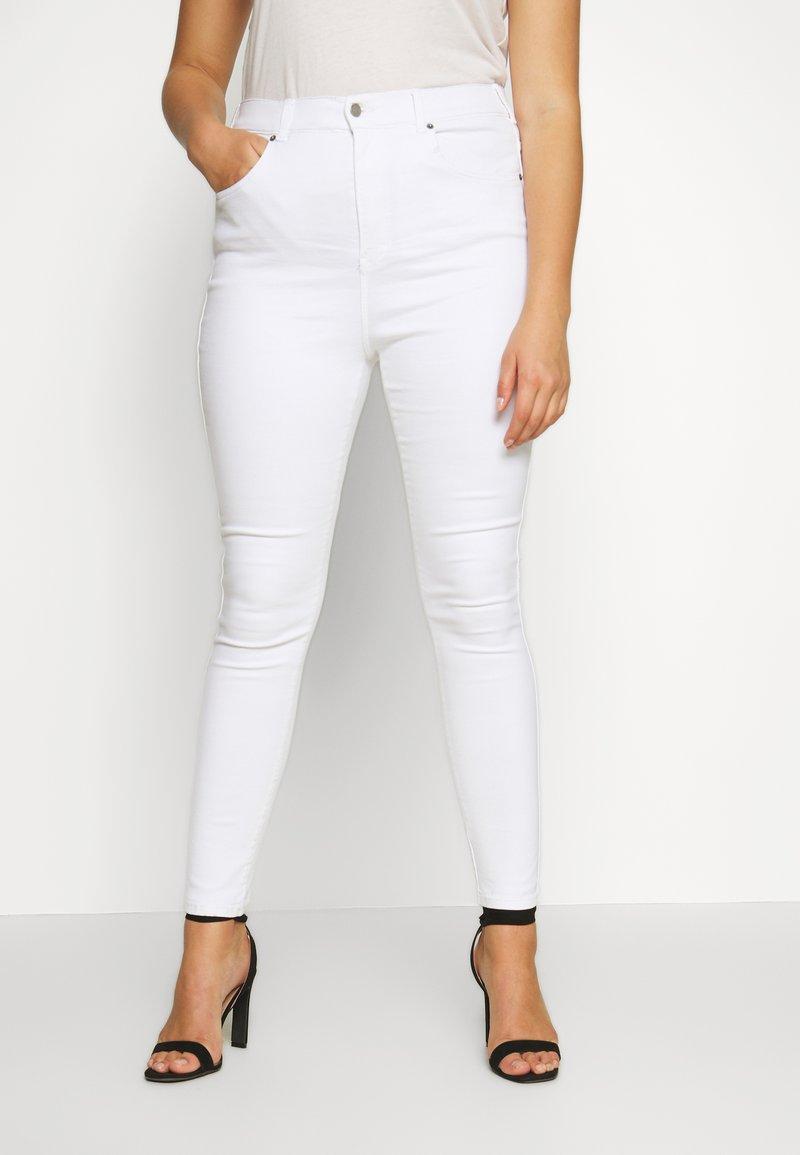 Dr.Denim Plus - MOXY - Jeans Skinny Fit - white