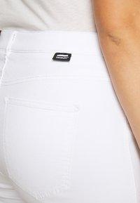 Dr.Denim Plus - MOXY - Jeans Skinny Fit - white - 5