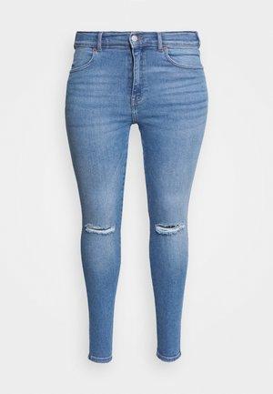LEXY - Skinny džíny - westcoast light blue
