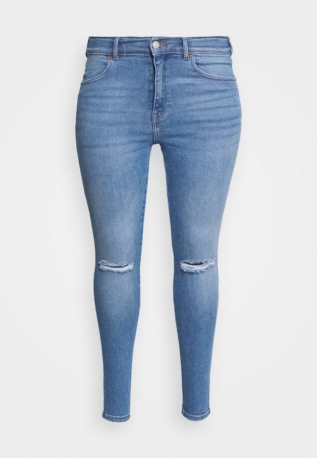 LEXY - Jeans Skinny Fit - westcoast light blue