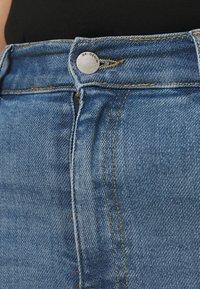 Dr.Denim Plus - SONIQ FLARE - Flared jeans - westcoast light blue ripped - 4