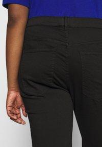 Dr.Denim Plus - LEXY - Denim shorts - black - 5