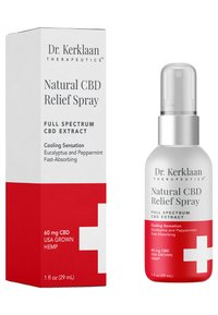 Dr. Kerklaan - NATURAL CBD RELIEF SPRAY  - Body spray - -