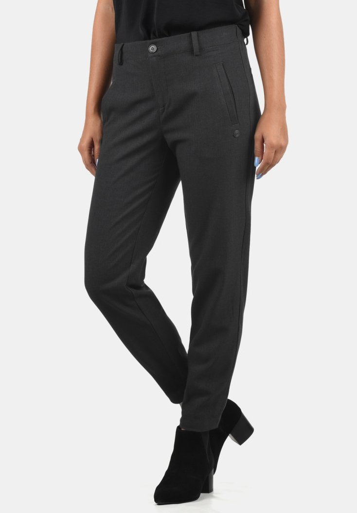 Desires - RAY - Trousers - dark grey