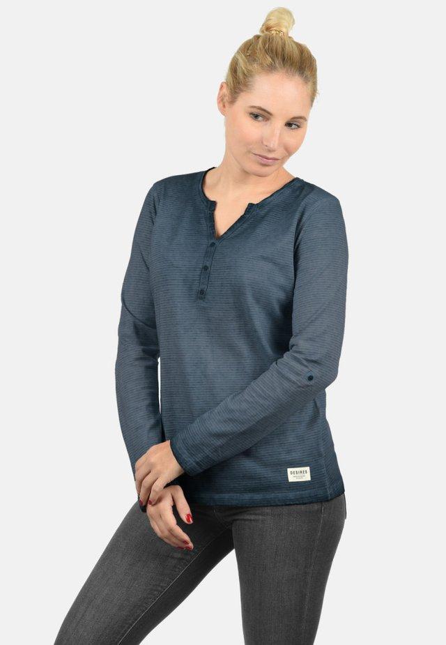 KARINA - Long sleeved top - grey