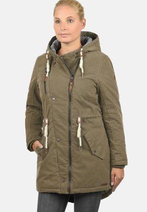 PARKA LEW PARKA - Winter coat - shitake br