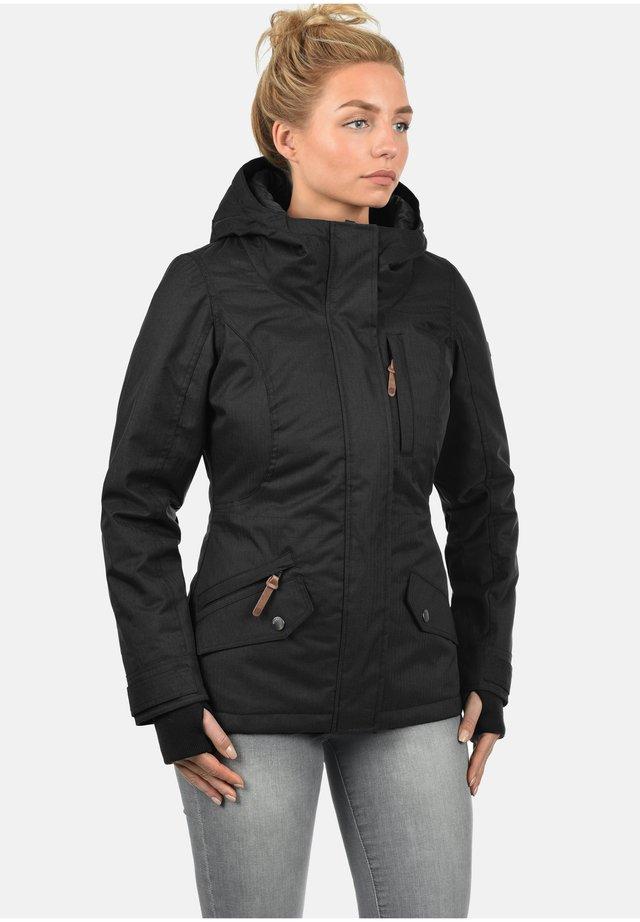 KURZJACKE BELLISSA - Winter jacket - black