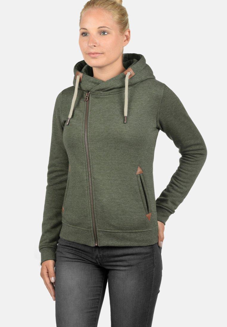Desires - VICKY  - Zip-up hoodie - climb ivy