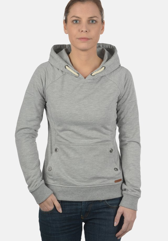 HOODIE SANDY - Hoodie - light grey
