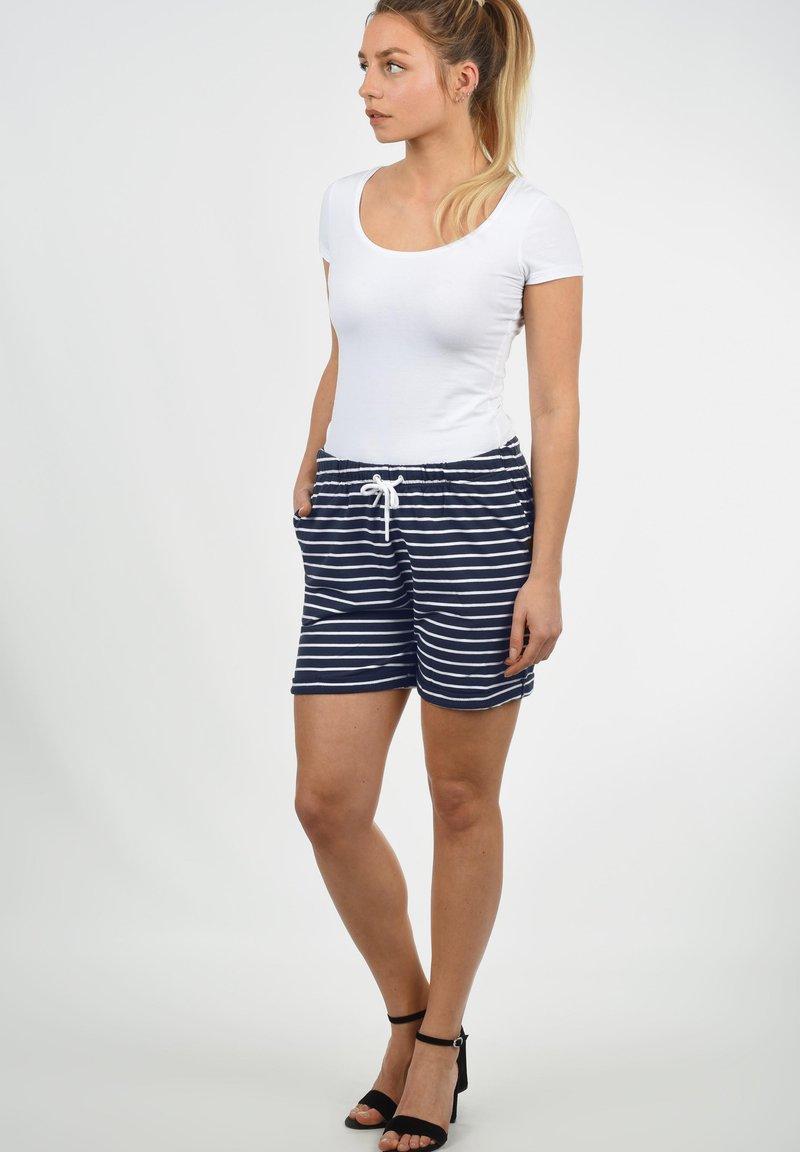 Desires - LENA - Shorts - blue