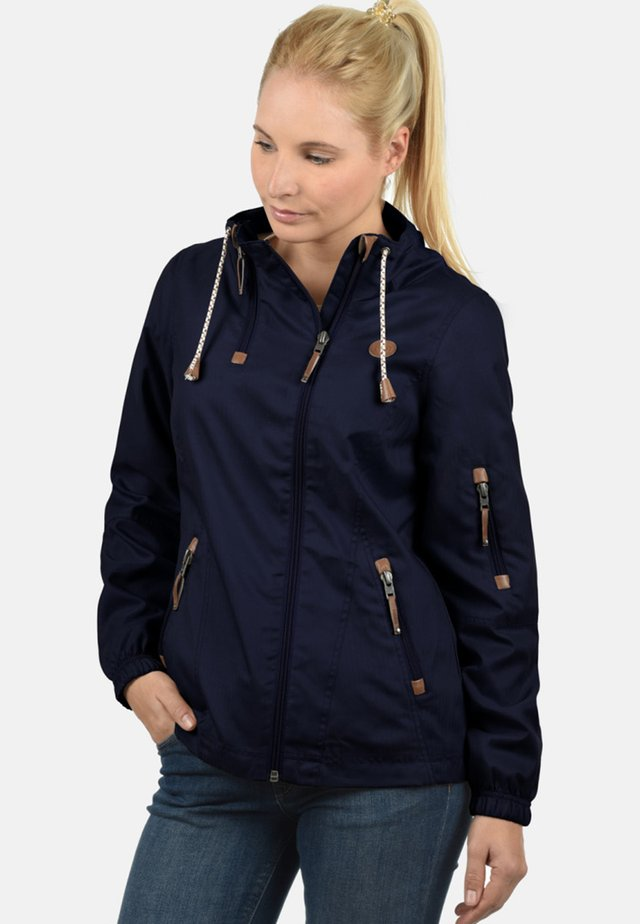 BELLE - Outdoor jacket - blue/royal blue
