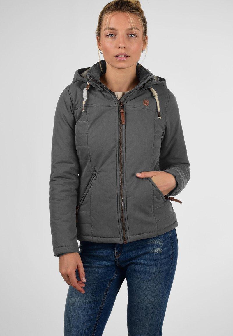 Desires - Light jacket - dark grey