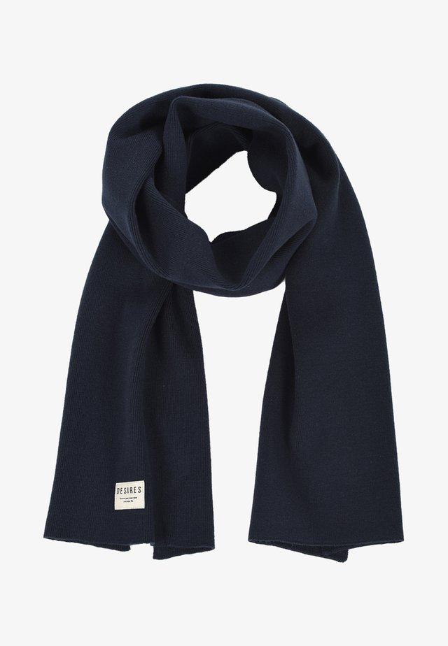 BIGGI - Scarf - dark blue