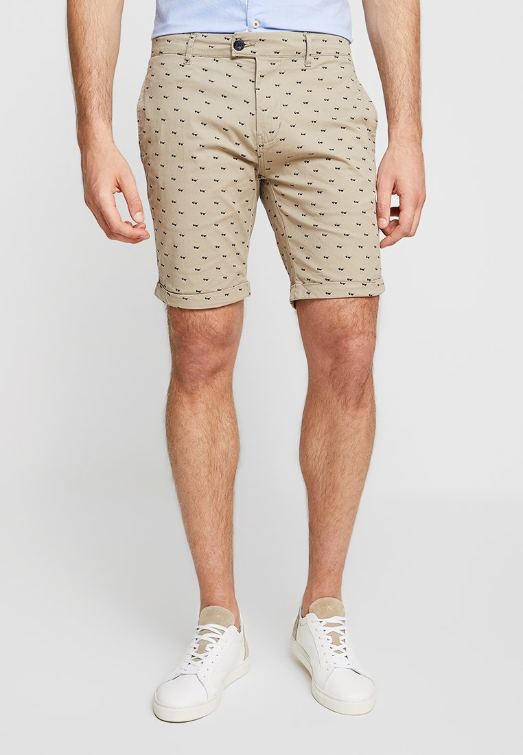 Dstrezzed - SUNGLASES FINE - Shorts - rosy brown
