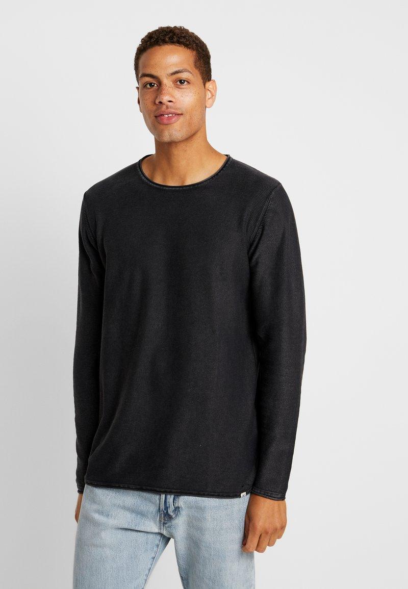 Dstrezzed - COOPER CREW ACID  - Sweter - black