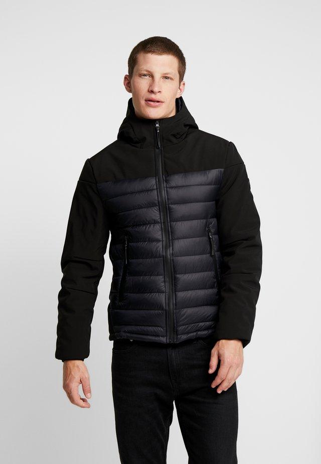 HOODY - Light jacket - black