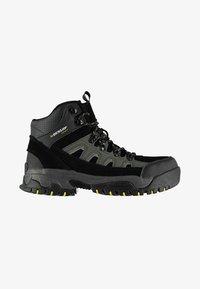 Dunlop - Bottines à lacets - black - 0