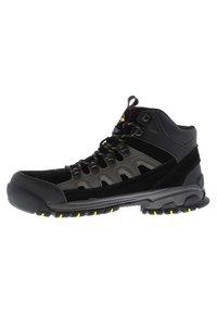 Dunlop - Bottines à lacets - black - 2