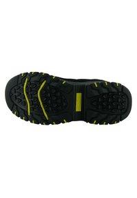 Dunlop - Bottines à lacets - black - 3