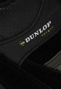 Dunlop - Bottines à lacets - black - 5