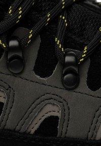 Dunlop - Bottines à lacets - black - 6