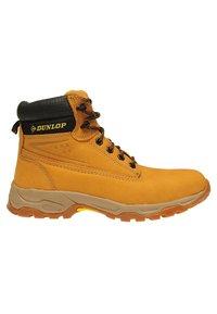Dunlop - Bottines à lacets - beige - 2
