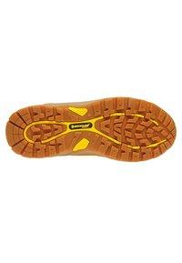 Dunlop - Bottines à lacets - beige - 3