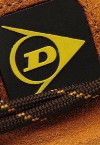 Dunlop - Bottines à lacets - beige - 4