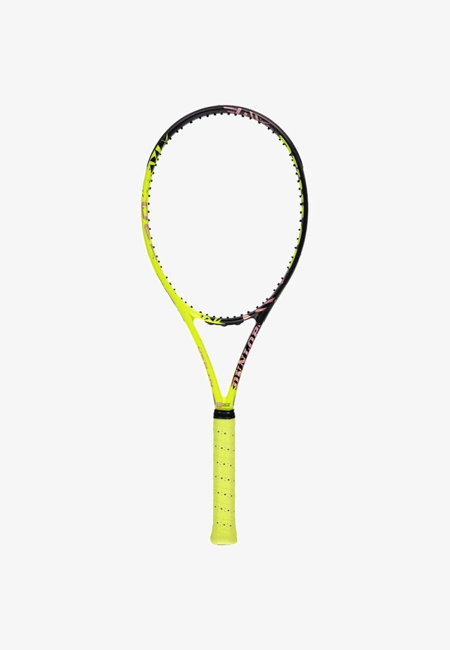 NT R 3.0 - Tennis racket - black/yellow