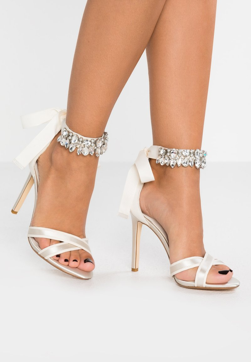 Dune London - High heeled sandals - ivory
