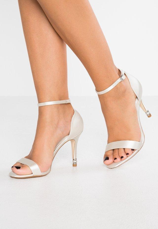 MATCH MAKER - High Heel Sandalette - ivory