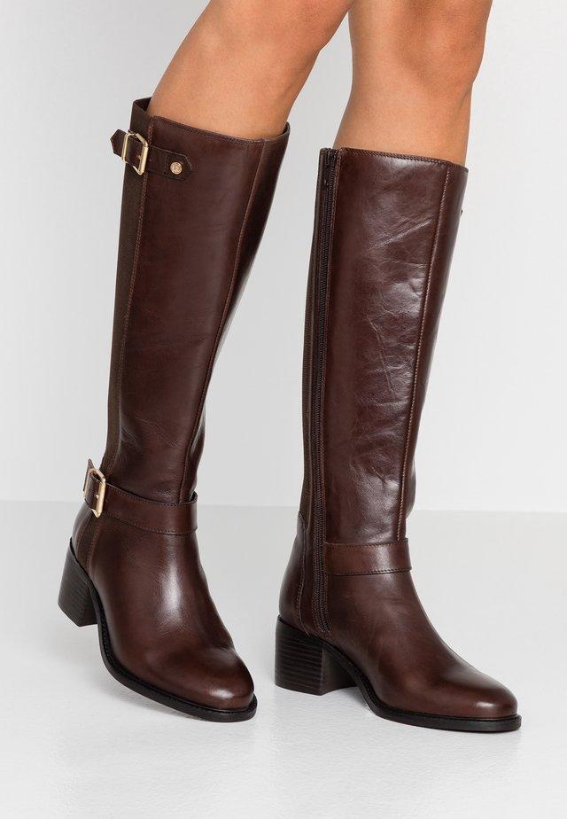 TILDAA - Stiefel - dark brown