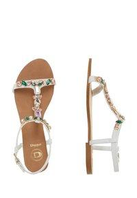 Dune London - NATALLY - Sandals - white - 1