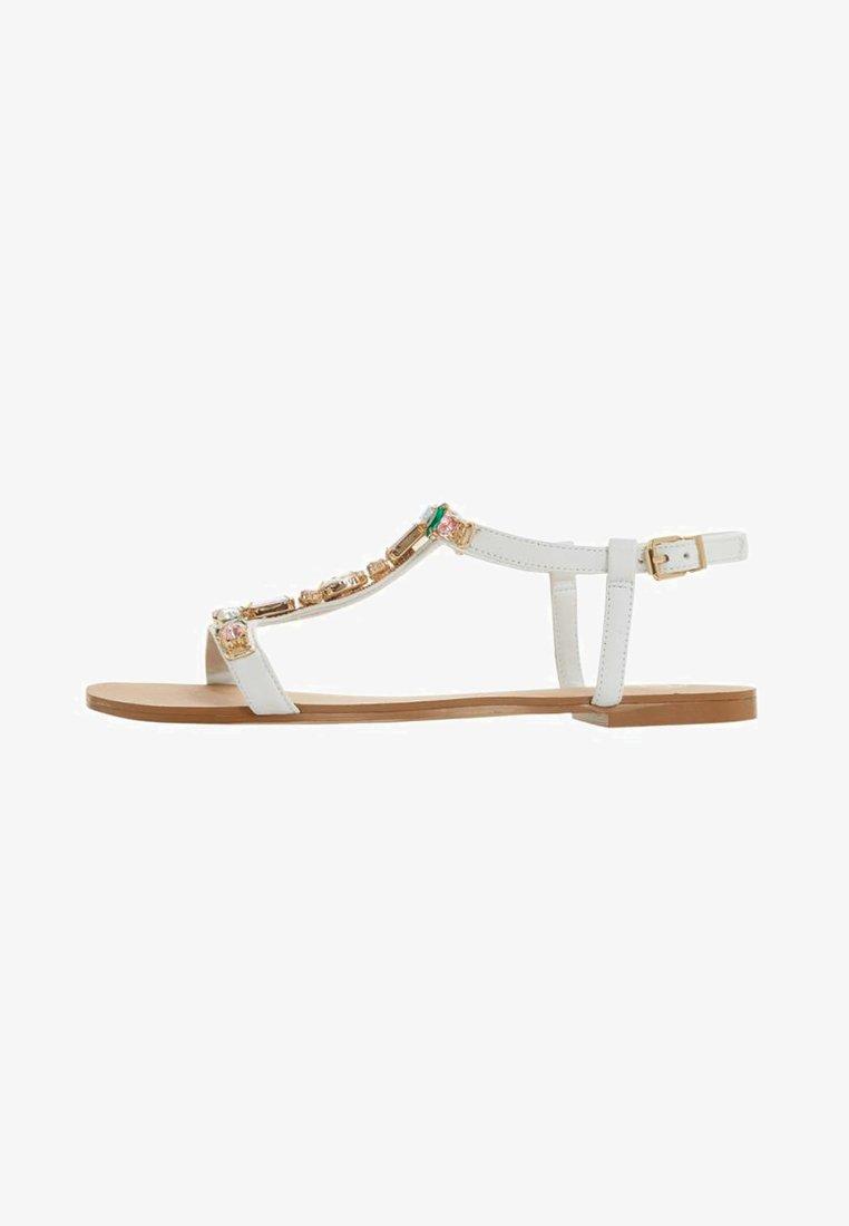 Dune London - NATALLY - Sandals - white