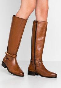 Dune London - TRUE - Boots - tan - 0
