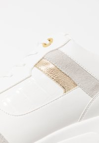 Dune London - ELOUERA - Joggesko - white - 2