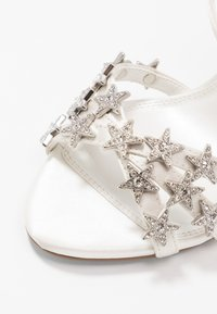 Dune London - MAGESTICAL - High heeled sandals - ivory - 2