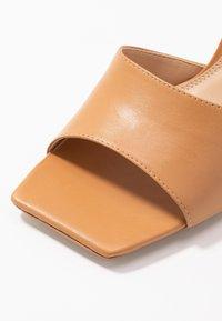 Dune London - MANTRA - Sandaler - caramel - 5