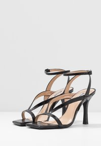 Dune London - MONTEREY  - High heeled sandals - black - 4