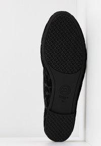 Dune London - HARPAR - Ballet pumps - black - 6