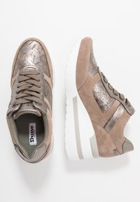 Dune London - ELOUERA - Trainers - taupe - 3