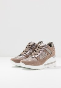 Dune London - ELOUERA - Trainers - taupe - 4